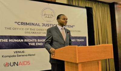 NATIONAL LAUNCH OF THE RESPONSE TO HUMAN RIGHTS BASED APPROACH TO FARST TRACK THE END OF AIDS IN THE CRIMINAL JUSTICE SYSTEM