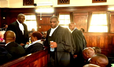 The DPP leads team to Court as the trial of the 2010 Terrorism Case resumes in Kampala