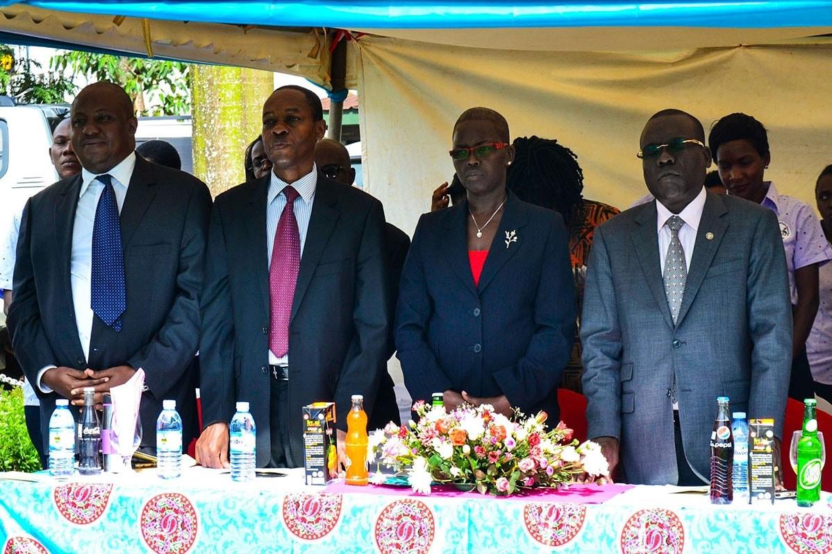 ITHE 2ND ANNUAL ODPP THANKSGIVING CEREMONY