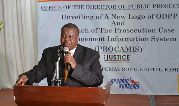 ITHE LAUNCHING OF ODPP COMPUTERISED PROSECUTION CASE MANAGEMENT SYSTEM (PROCAMIS)
