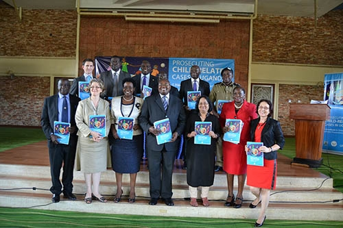 ITHE ODPP LAUNCHES CHILD FRIENDLY JUSTICE HANDBOOK TO PROTECT RIGHTS OF CHILDREN